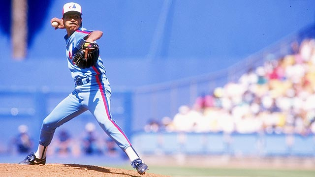 No. 4 top Latino pitcher: Dennis Martinez