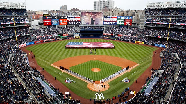 Yanks host Red Sox to conclude 2012 season