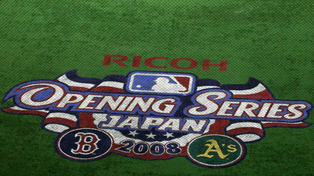 Mariners, A's to open '12 MLB season in Japan