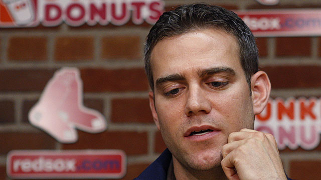 Epstein resigns from Red Sox to join Cubs