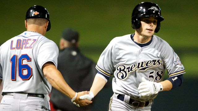 Brewers prospects steady for Javelinas