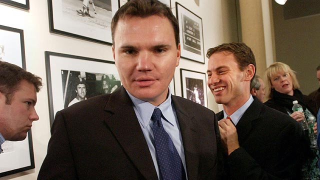 Cherington poised to become Red Sox GM