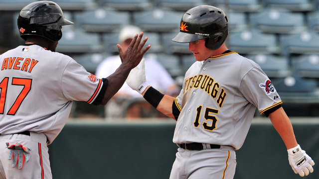 Pirates prospects lead Solar Sox to win