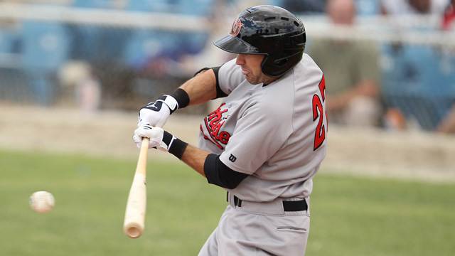 Eaton collects three hits to pace Rafters