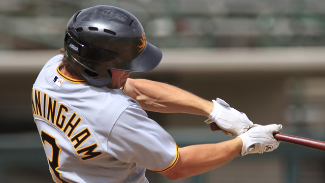 Cunningham goes yard twice in AFL triumph