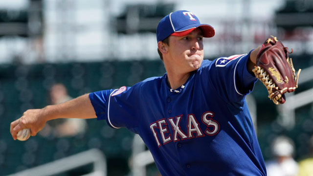 Rangers' Minor League system rich in prospects
