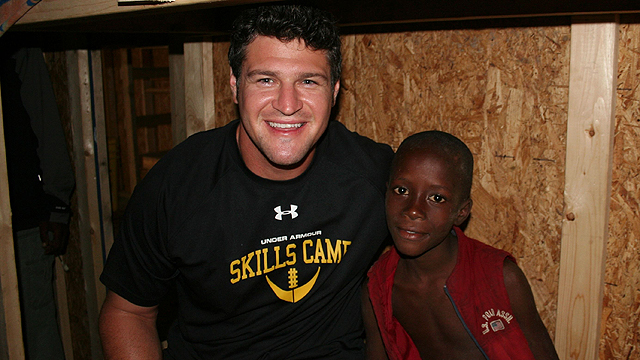 Visiting Haiti an eye-opening trip for LaPorta
