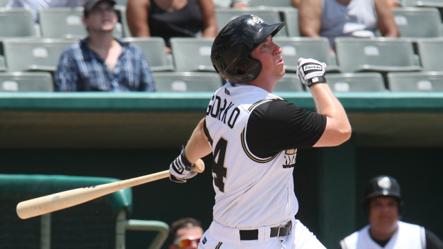 Gyorko stays hot in Peoria, goes 5-for-5