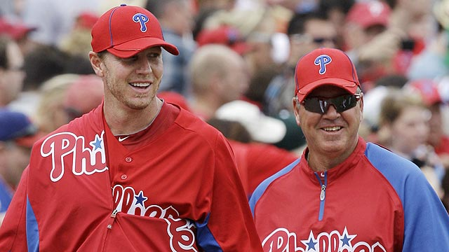 Phillies' coaching staff returning next season