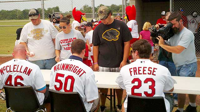 Cards continue to be outlet for rebuilding Joplin