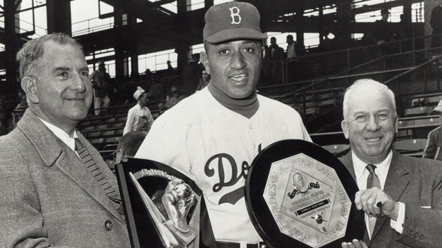Newcombe letter a fan's family treasure
