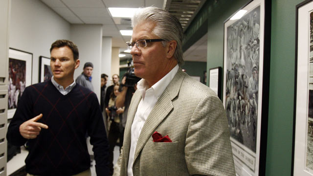 Mackanin states his case for Red Sox job