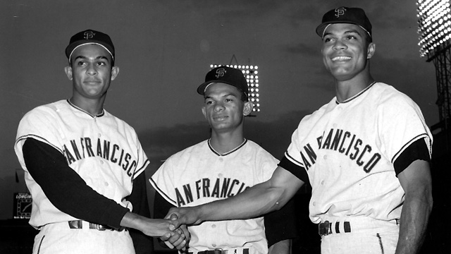 Matty Alou, middle brother, batting champ, dies