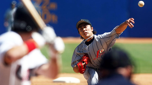 O's sign Japanese lefty Wada to two-year deal