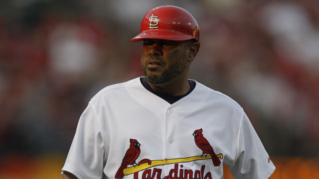 Sandberg, Oquendo join Cards' short list