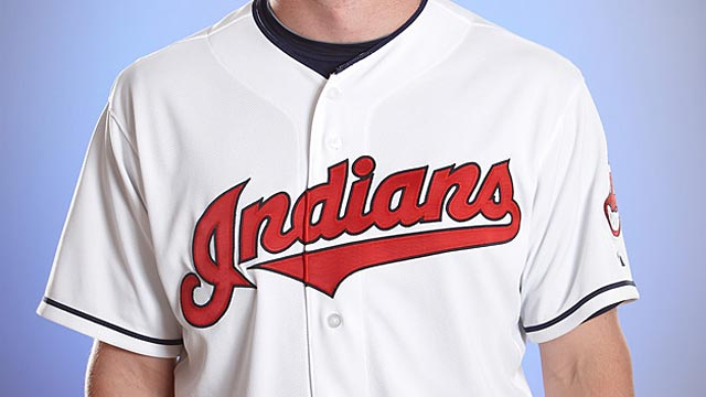 Indians make minor changes to uniforms