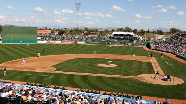 A's negotiating to move spring facilities to Mesa