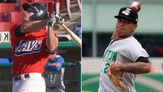 Catricala, Walker top Mariners' honor roll