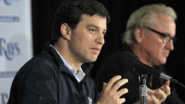 Friedman, Geivett among Astros GM candidates