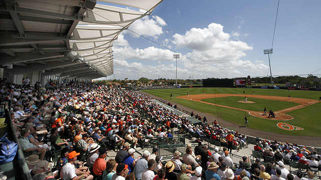 Orioles release Grapefruit League schedule