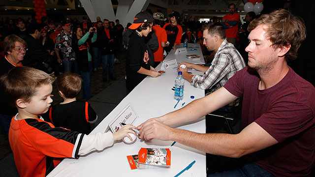 Orioles to hold annual FanFest in January