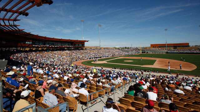 White Sox announce Spring Training schedule