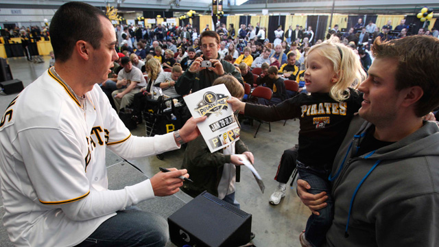 PirateFest will feature present, past players