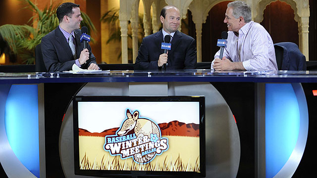 Winter Meetings interview with Bobby Valentine