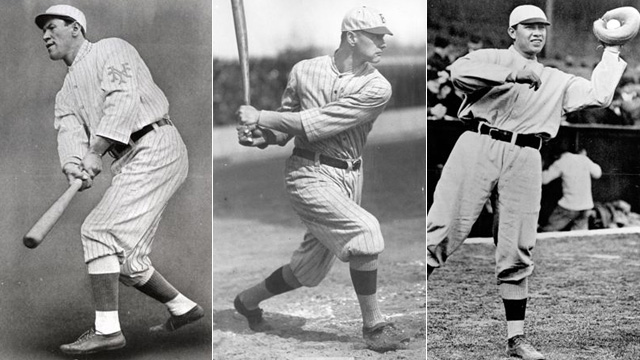Native Americans significant in baseball history