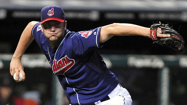 Reds claim reliever Judy off waivers from Tribe