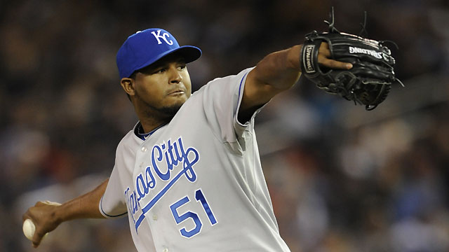 Indians sign righty Tejeda to Minor League deal