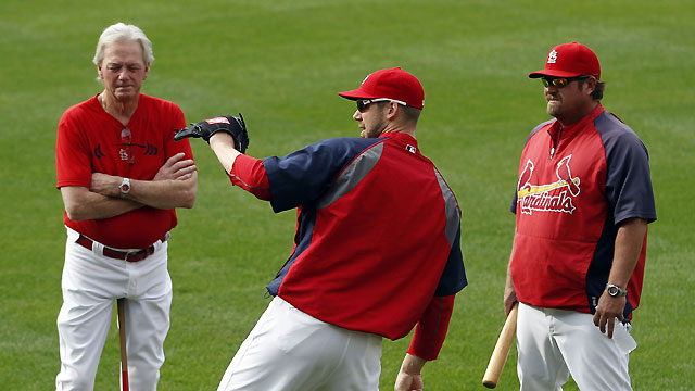 Cardinals name Lilliquist as pitching coach