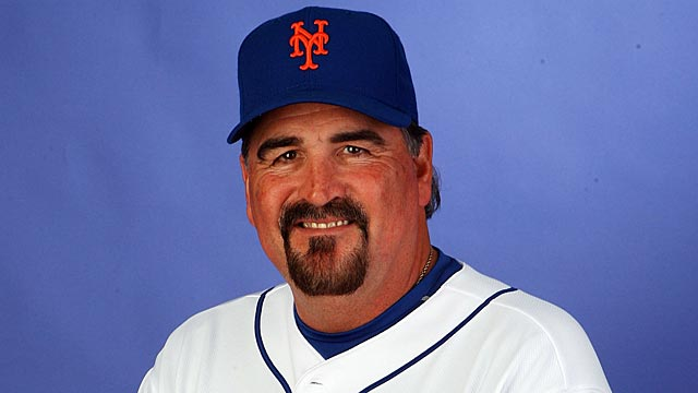 Niemann leaves Mets for job with Boston