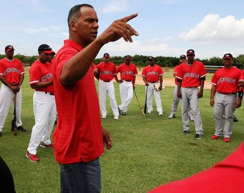 Moisés Alou será el GG de Dominicana