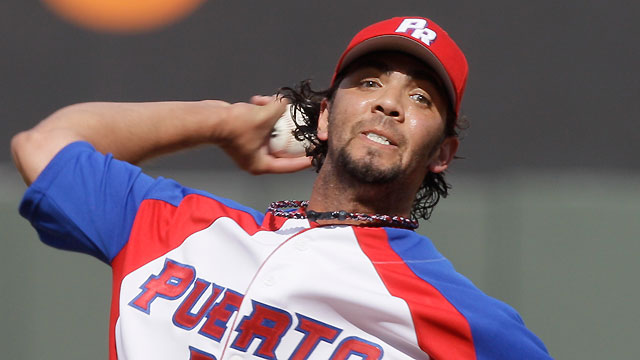 Resilient Figueroa a strong arm for Puerto Rico