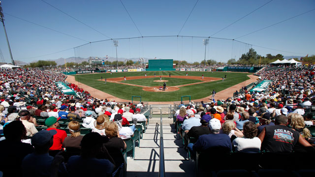 White Sox, Dodgers set Tucson charity game