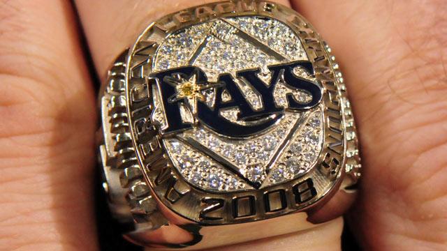 Garza's 2008 AL championship ring stolen