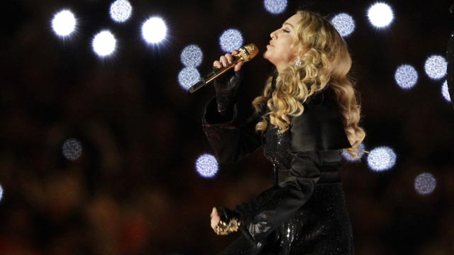 Madonna to perform at Yankee Stadium