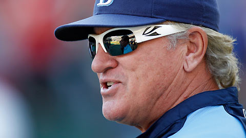 Maddon holds 'Lead Bull' meeting with players