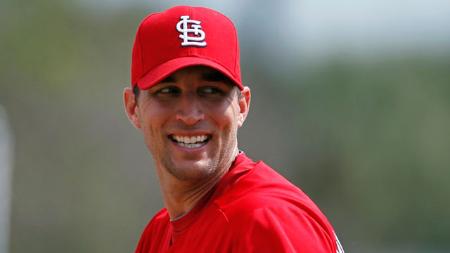 Wainwright in fine form during first 'pen session