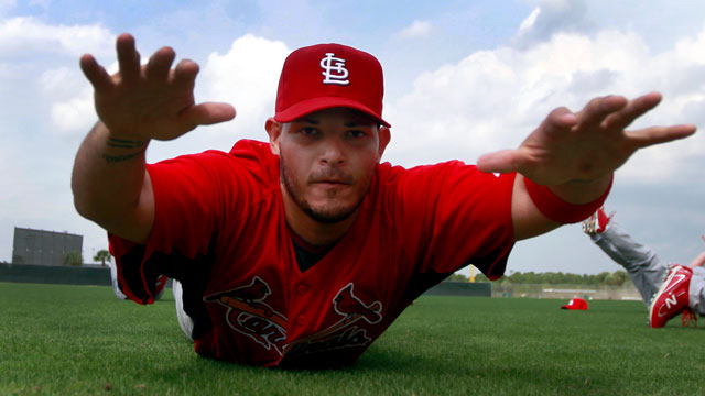 Cards, Molina put a hold on extension talks
