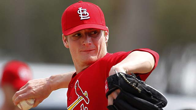 Cards hope Miller makes big strides in 2012
