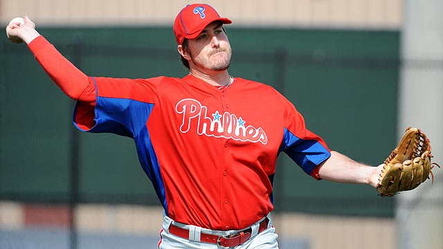 Scouts' honor: Qualls reports entice Phillies