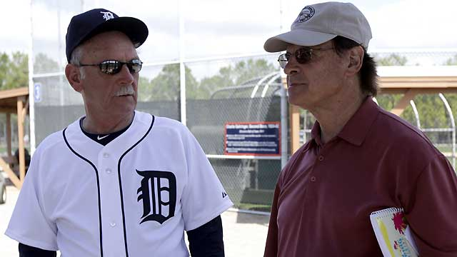 Leyland, La Russa espouse 'we all' philosophy