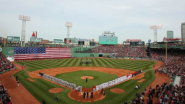 Fire causes minor damage at Fenway Park