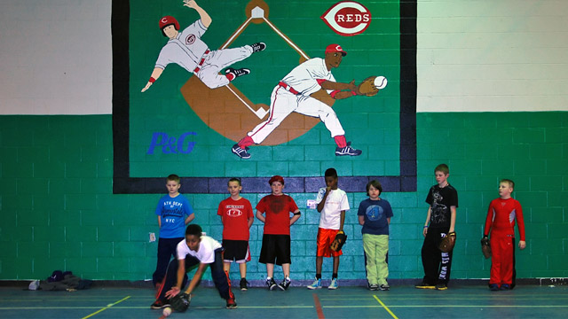 Reds Urban Youth Academy thriving in Cincy