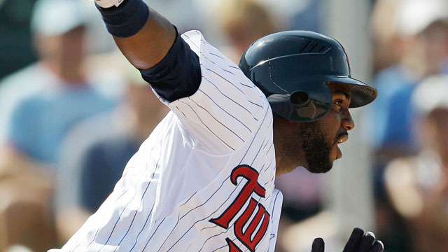 Host of Twins get spring started on right note