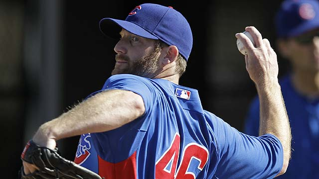 Last year forgotten, Dempster ready to roll