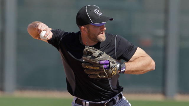 If healthy, Rox believe Blake can have impact