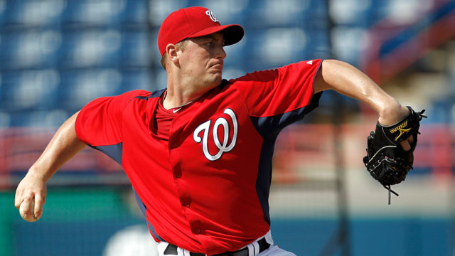 Zimmermann has scoreless first spring outing